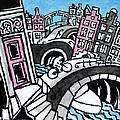 Amsterdam Wild by Raymond Van den Berg