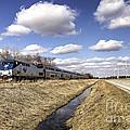 Amtrak 66  by Rob Hawkins