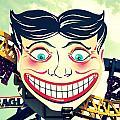 Amusement Smile by Valentino Visentini