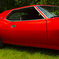 Amx Muscle Car by Karol Livote