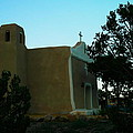 An Adobe Church In New Mexico by Jeff Swan
