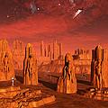 An Advanced Race Exploring The Ancient by Mark Stevenson