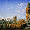 An Afternoon At Princeton by Debra Fedchin