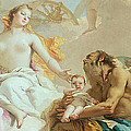 An Allegory With Venus And Time by Tiepolo