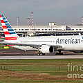 An American Airlines Boeing 767 by Luca Nicolotti