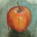 An Apple by Usha Shantharam