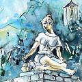 An Artist From Szentendre by Miki De Goodaboom