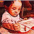 An Artist Is Born by Teleita Art