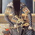 An Early Painting Of Fath Ali Shah by Celestial Images