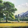 An Englishman's Castle by Derek Williams