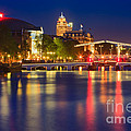 An Evening In Amsterdam by Henk Meijer Photography