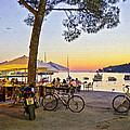 An Evening In Rovinj - Croatia by Madeline Ellis