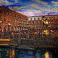 An Evening In Venice by David Lee Thompson