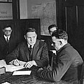 An Immigrant  Being Examined by Underwood Archives