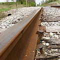 An Inspection Failure Of Train Tracks 6 by Paddy Shaffer