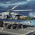 An Mh-60s Sea Hawk Helicopter Picks by Stocktrek Images