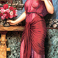 An Offering To Venus by John Williams Godward