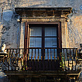 An Old Balcony In Syracuse by RicardMN Photography