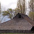 An Old Barn Near Klamath Falls by Jeff Swan