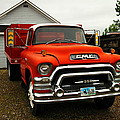 An Old Gmc  by Jeff Swan