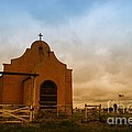 An Old Mission In Northeastern Montana by Jeff Swan