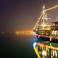 an Old Pirate Ship by Sotiris Filippou