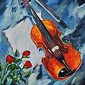 An Old Song 2 by Herschel Fall