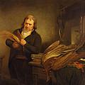 An Ornithologist by Ramsay Richard Reinagle