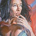 Ana by Bryan Bustard