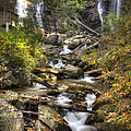 Ana Ruby Falls In Autumn by Penny Lisowski