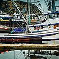 Anacortes Fishing Fleet Washington State by Puget  Exposure