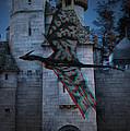 Anaglyph Dragon by Ramon Martinez