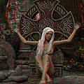 Anaglyph Elfa by Ramon Martinez