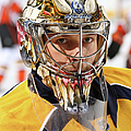 Anaheim Ducks V Nashville Predators by John Russell