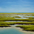 Anahuac Afternoon by Karen Butcher