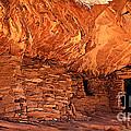 Anasazi  Cliff Dwelling by Robert Bales