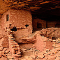 Anasazi Ruins At Comb Ridge by Tranquil Light  Photography