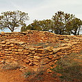 Anasazi Ruins Southern Utah by Jeff Swan