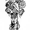 Anatomy Of Bouquet by Yelena Tylkina
