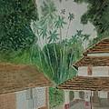 Ancestral House by Vineeth Menon