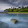 Anchor Of The Sea At Koolina by Tin Lung Chao