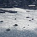 Anchorage Off Of Sausalito by Scott Lenhart
