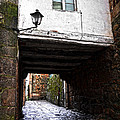 Ancient Alley In Tui by RicardMN Photography