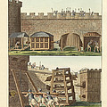 Ancient Besiegement Tools by Splendid Art Prints