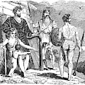 Ancient Briton, Caledonian And Irish by British Library