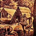 Ancient Chamorro Society 1 by Michelle Dallocchio