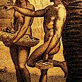 Ancient Chamorro Society 2 by Michelle Dallocchio