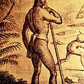 Ancient Chamorro Society 3 by Michelle Dallocchio