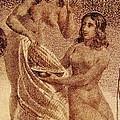 Ancient Chamorro Women by Michelle Dallocchio