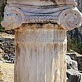 Ancient Delphi 12 by Teresa Ruiz